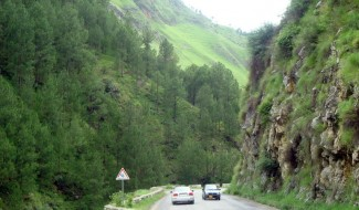02 Abbottabad Hill Road