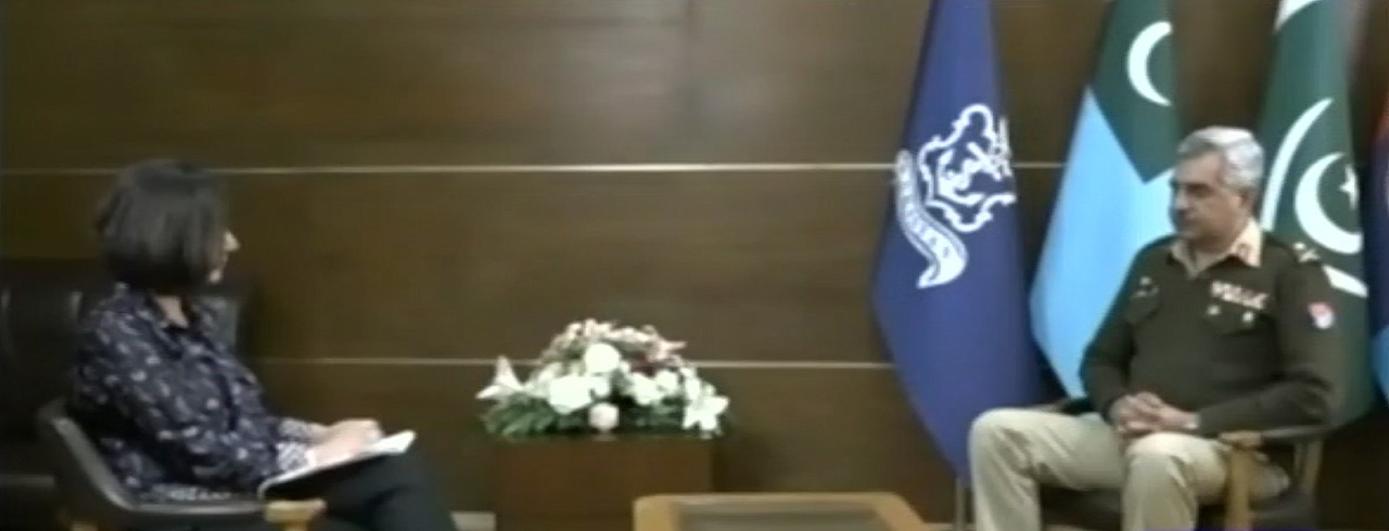 DG ISPR Gen. Babar Iftikhar