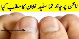 nail moon meaning