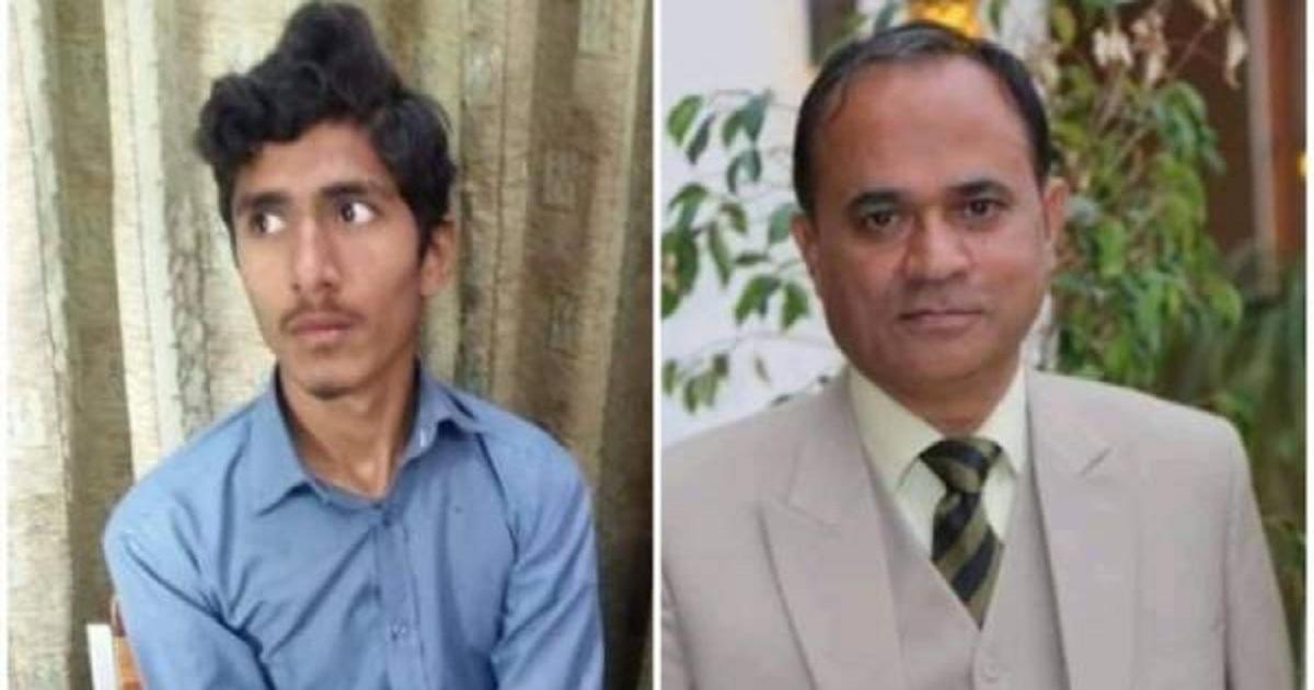 توہین مذہب کے الزام پر پروفیسر کو قتل کرنے والے خطیب حسین کے کیس کا تہلکہ خیز فیصلہ