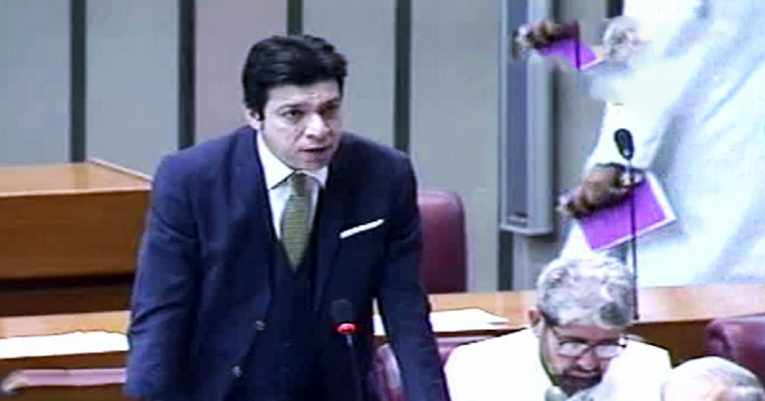 The Election Tribunal has declared Faisal Wawda eligible for the Senate elections
