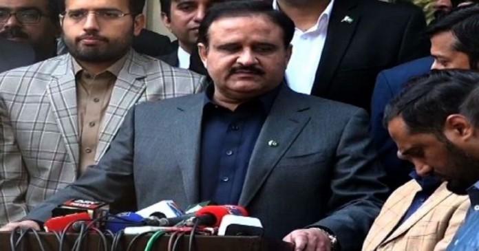 Sardar Usman Ahmad Khan Buzdar is a Pakistani politician who is the current Chief Minister of Punjab