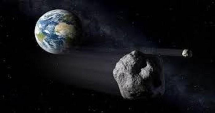 A huge meteor is coming fast, NASA