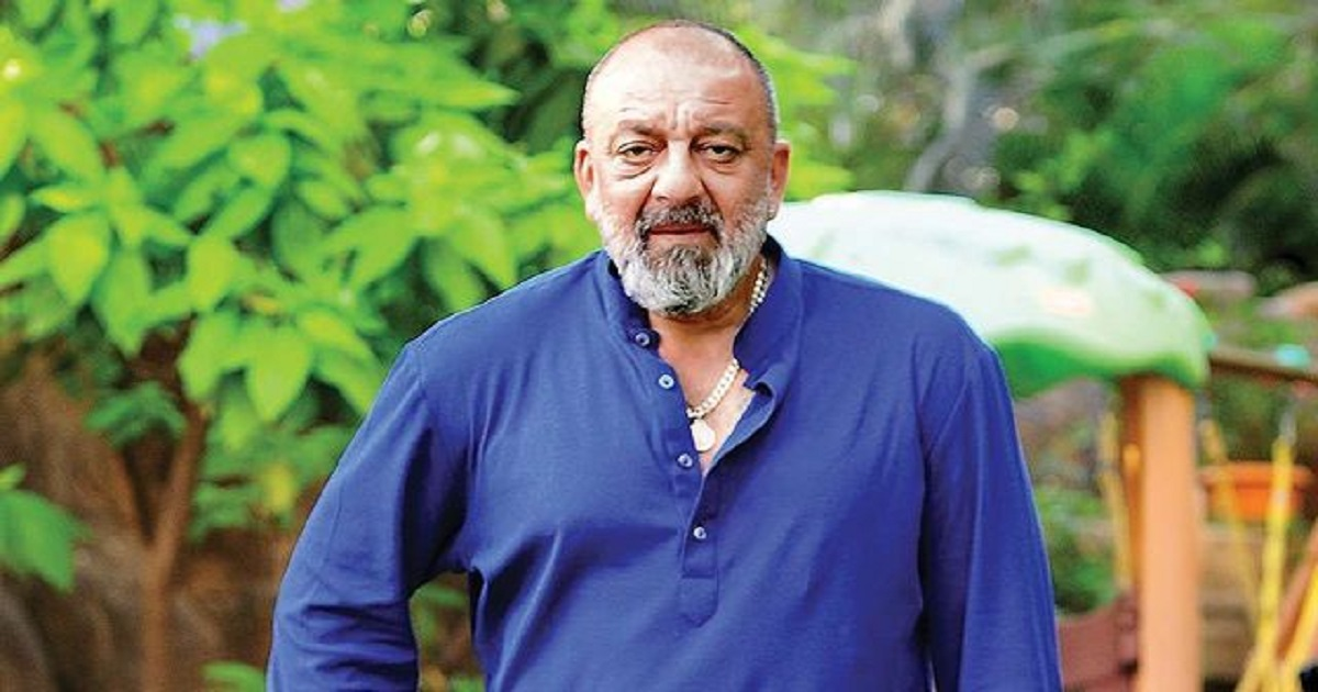 Photo viral with Sanjay Dutt's new look