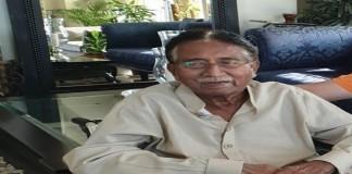 Former President Pervez Musharraf's new picture released