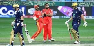 Islamabad United VS Quetta Gladiators will compete today