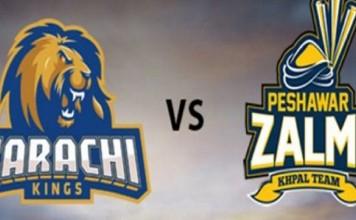 PSL 6: Sultan of Hearts Karachi Kings today against Zalmai