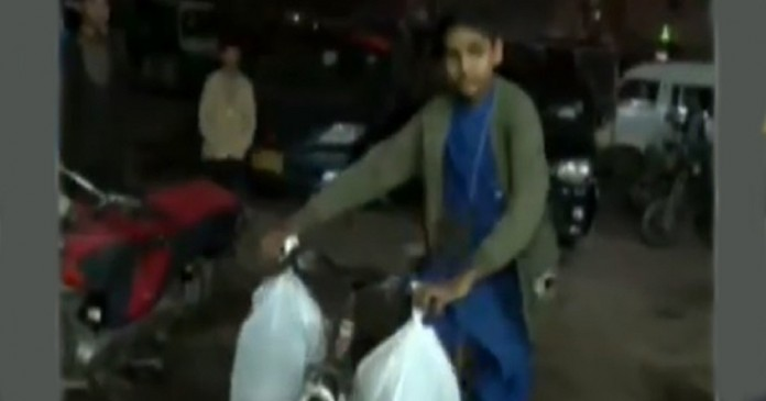 Brave children