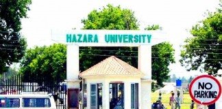 hazara university mansehra
