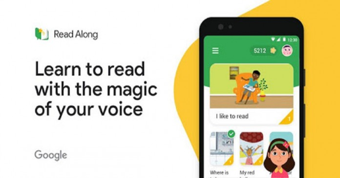 Read Along (Bolo): Learn to Read with Google
