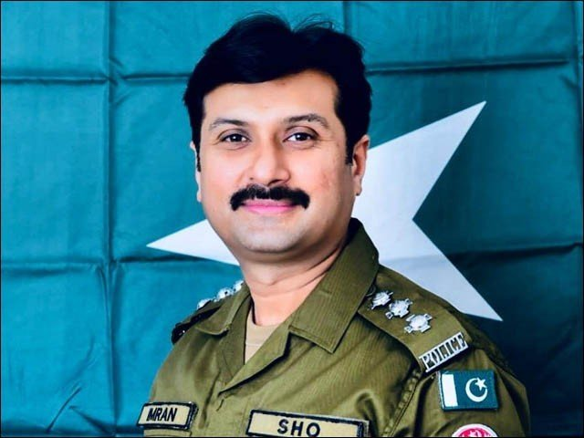 Firing in Rawalpindi SHO Police Station Race Course Inspector Mian Imran Abbas martyred