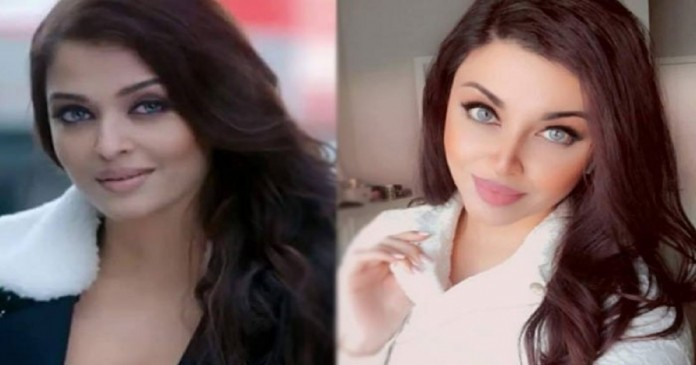 A Pakistani girl resembling Aishwarya claims to be offered movies