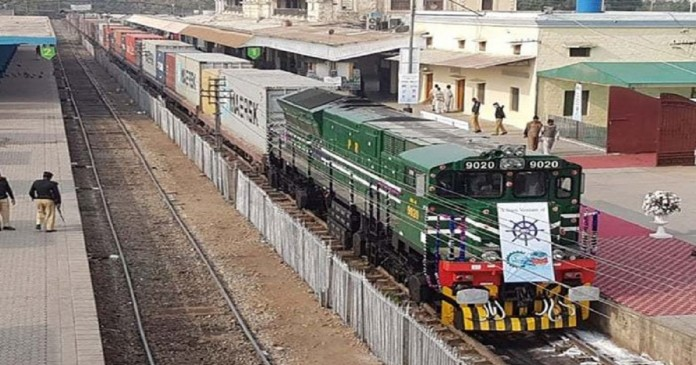 After 12 years, the freight train will leave Turkey for Karachi