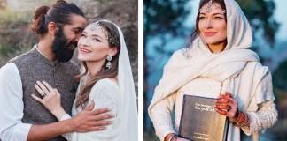 "New Muslim Canadian blogger Rosie Gabriel chooses ""Pakistani"" companion"