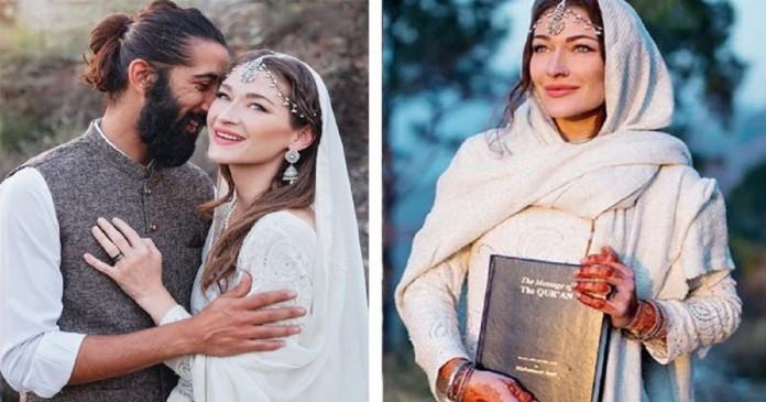 New Muslim Canadian blogger Rosie Gabriel chooses