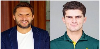 Shaheen reacted to Shahid Afridi's tweet on the issue of marriage