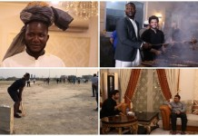 What is Darren Sammy doing in Pakistan after the PSL was postponed?
